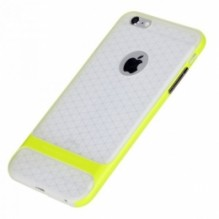 Rock Royce Transparent для iPhone 6/6s Yellow