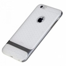 Rock Royce Transparent для iPhone 6/6s Silver